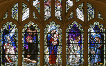 photograph of the East Window